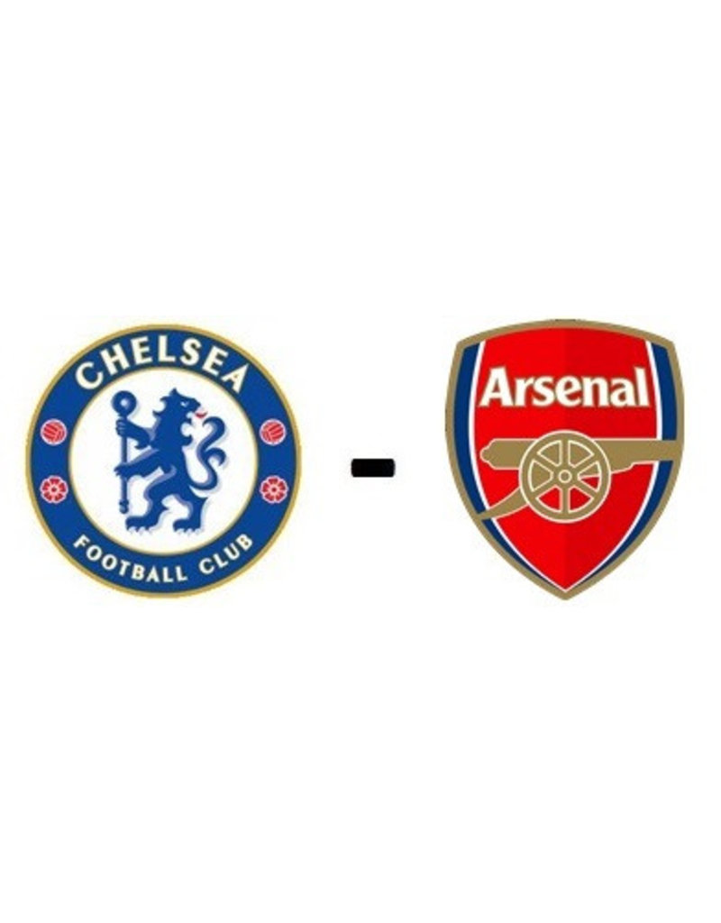 Chelsea - Arsenal 12 februari 2022