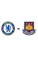Chelsea - West Ham United 23 april 2022