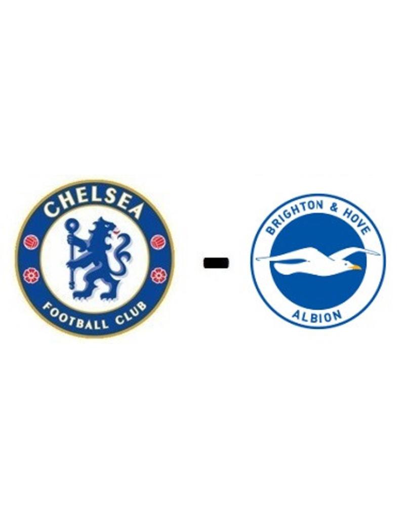 Chelsea - Brighton & Hove Albion 28 december 2021