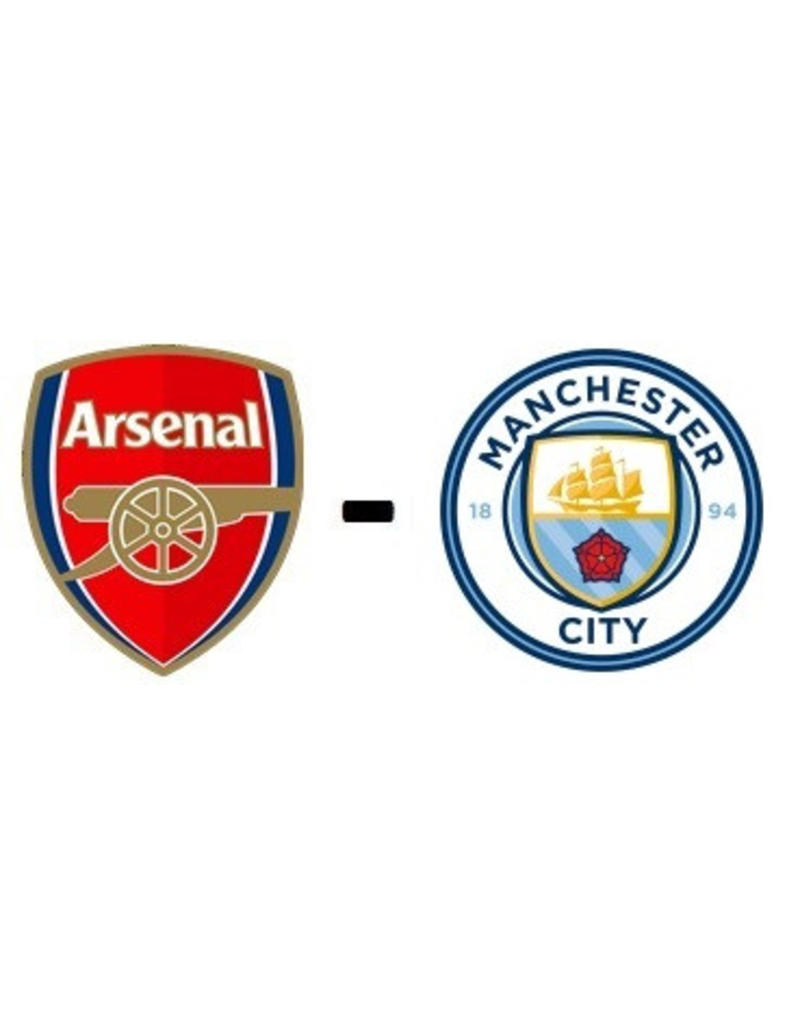 Arsenal - Manchester City 1. Januar 2022