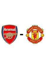 Arsenal - Manchester United 23. April 2022