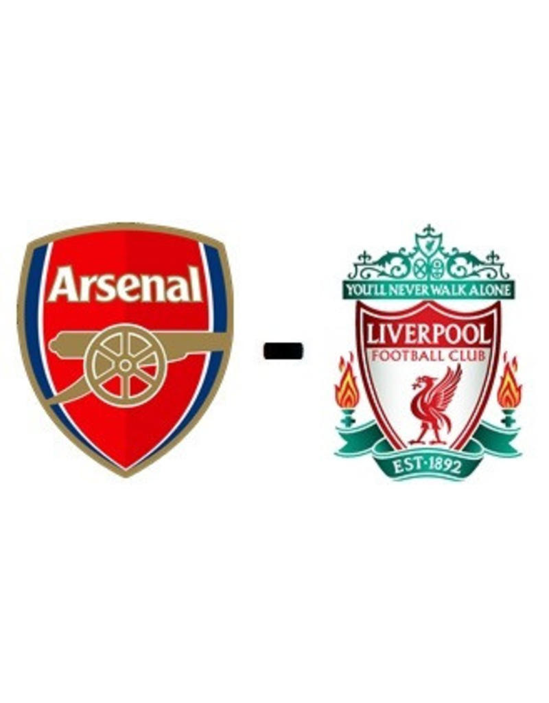 Arsenal - Liverpool 26 februari 2022