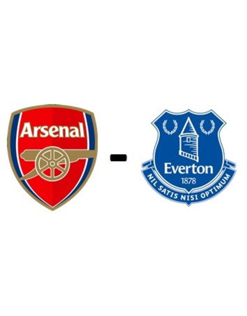 Arsenal - Everton 22 mei 2022