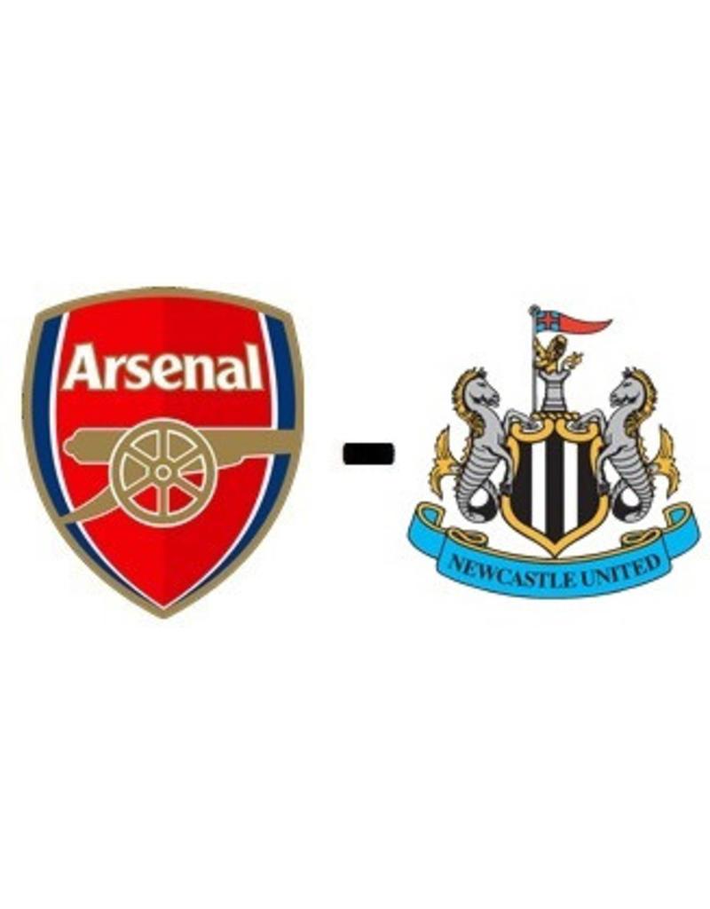 Arsenal - Newcastle United 27 november 2021