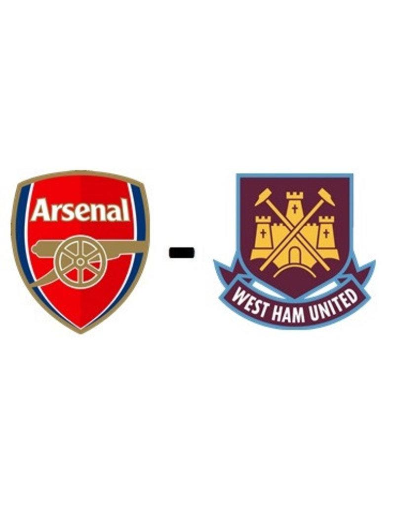 Arsenal - West Ham United 14. Dezember 2021