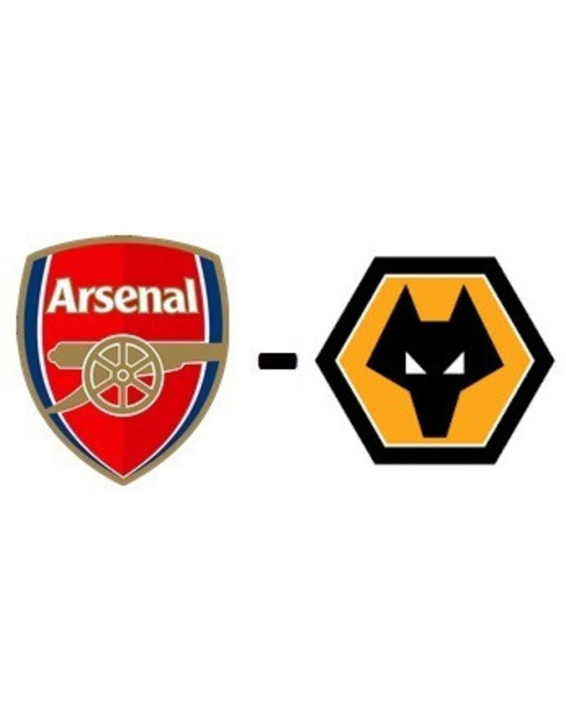 Arsenal - Wolverhampton Wanderers 28. Dezember 2021