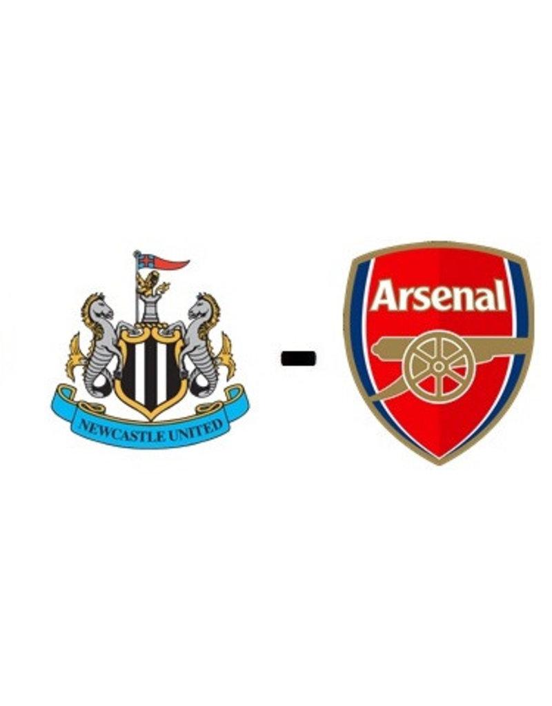Newcastle United - Arsenal 15 mei 2022