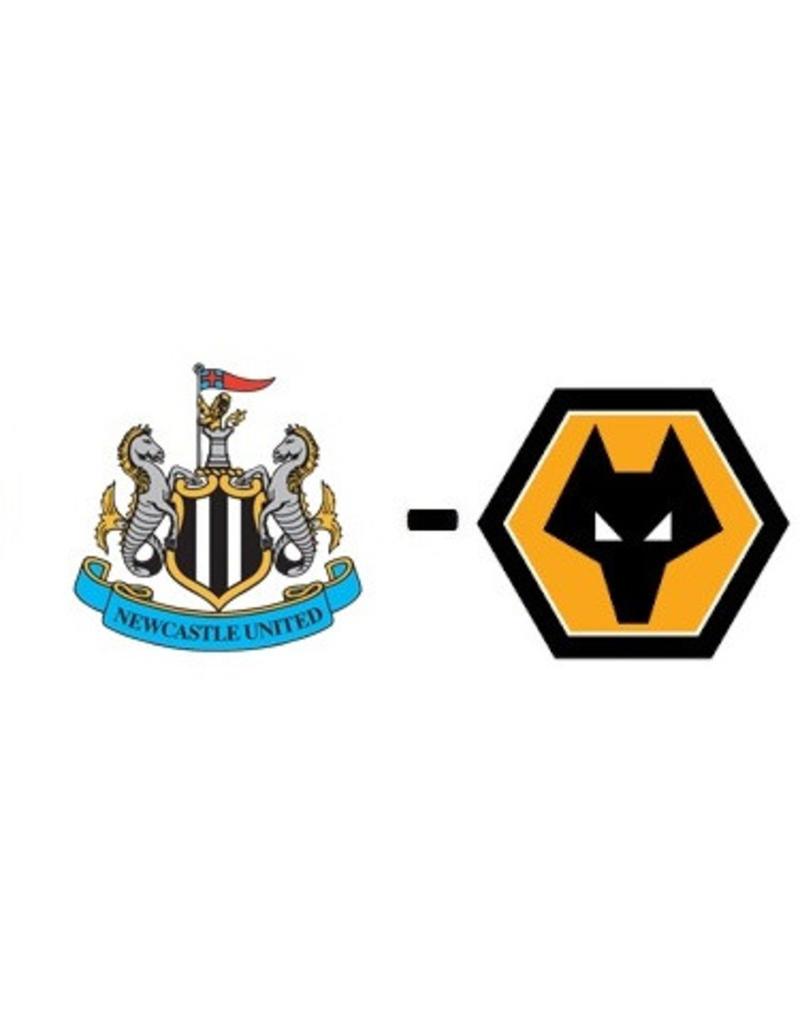 Newcastle United - Wolverhampton Wanderers 9 april 2022