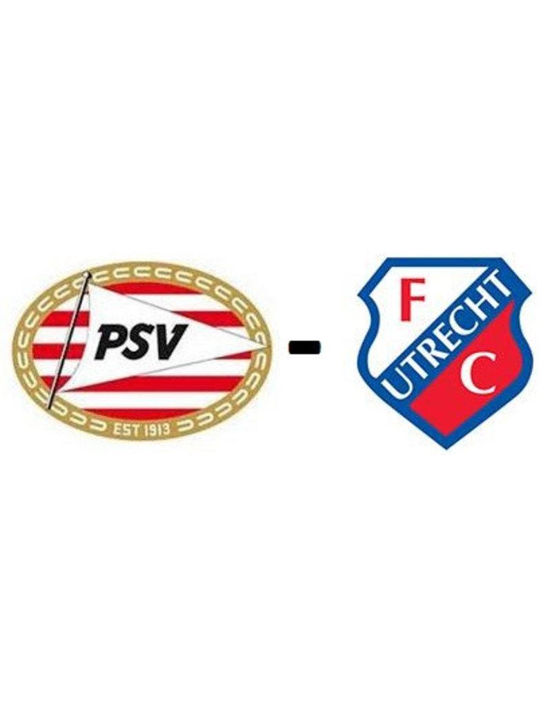 PSV - FC Utrecht 4 december 2021