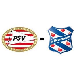 PSV -  SC Heerenveen