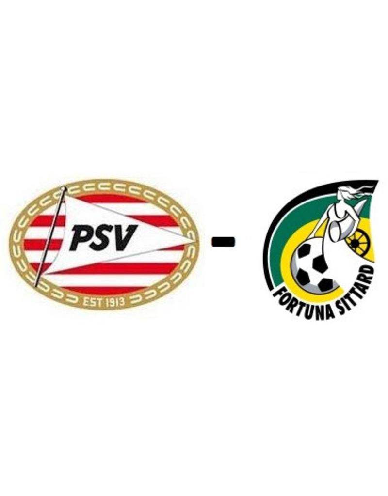 PSV - Fortuna Sittard 20 maart 2022