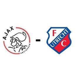AFC Ajax - FC Utrecht