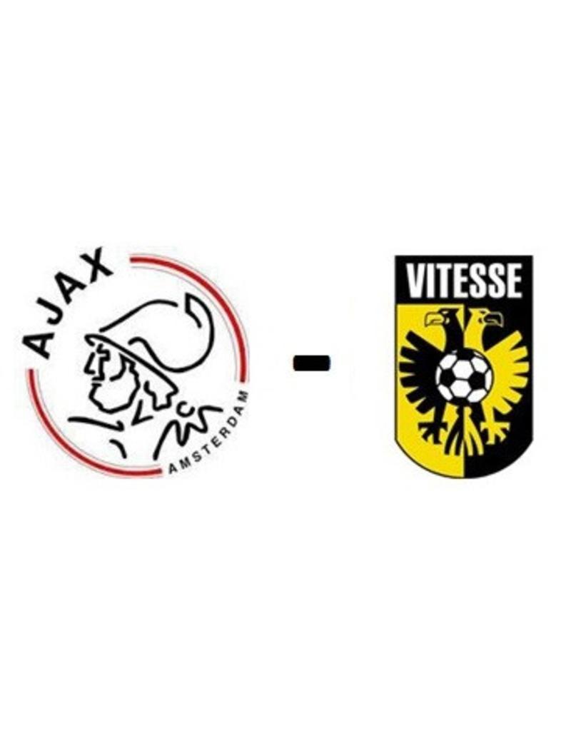 AFC Ajax - Vitesse 29 augustus 2021