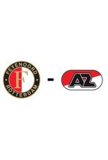 Feyenoord - AZ 7 november 2021