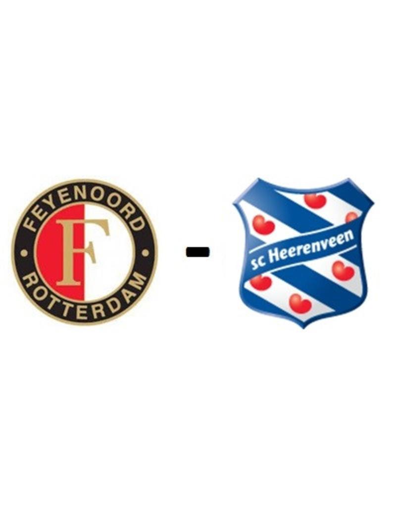 Feyenoord - SC Heerenveen 22. September 2021