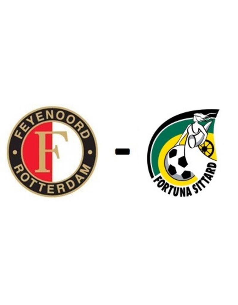 Feyenoord - Fortuna Sittard 5. Dezember 2021
