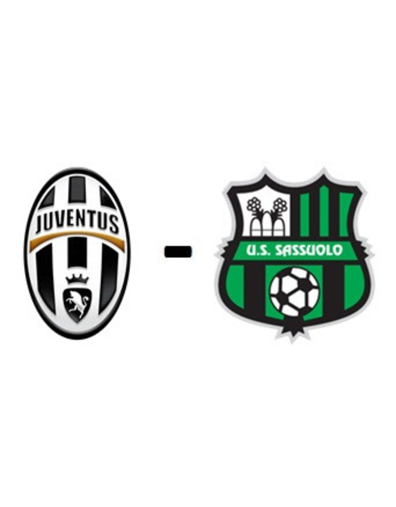 Juventus - Sassuolo 27 oktober 2021