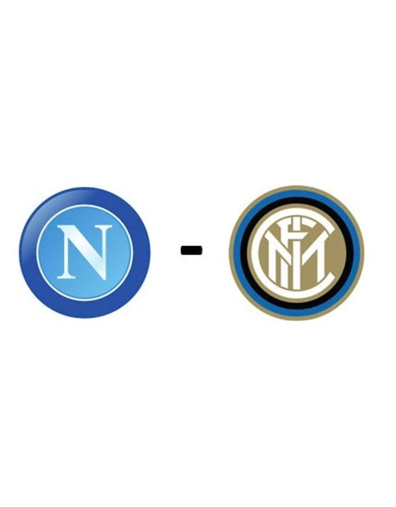 Napoli - Inter 13 februari 2022