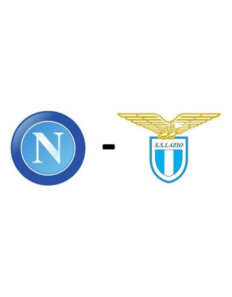 Napoli - Lazio 28 november 2021
