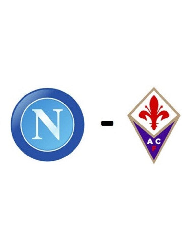 Napoli - Fiorentina 10 april 2022