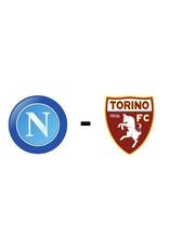 Napoli - Torino 17 oktober 2021