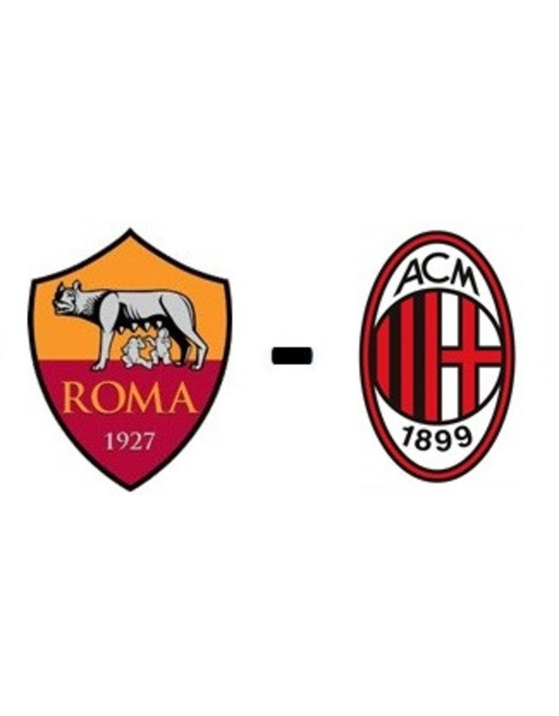 AS Roma - AC Milan 31 oktober 2021