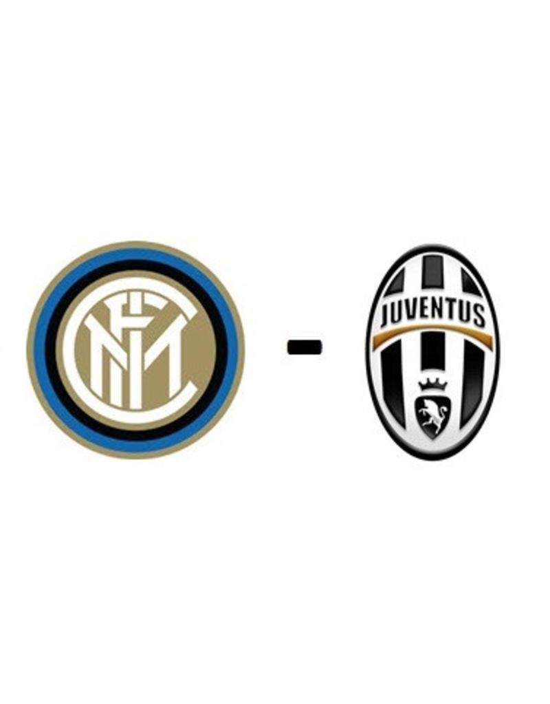 Inter - Juventus 24 oktober 2021