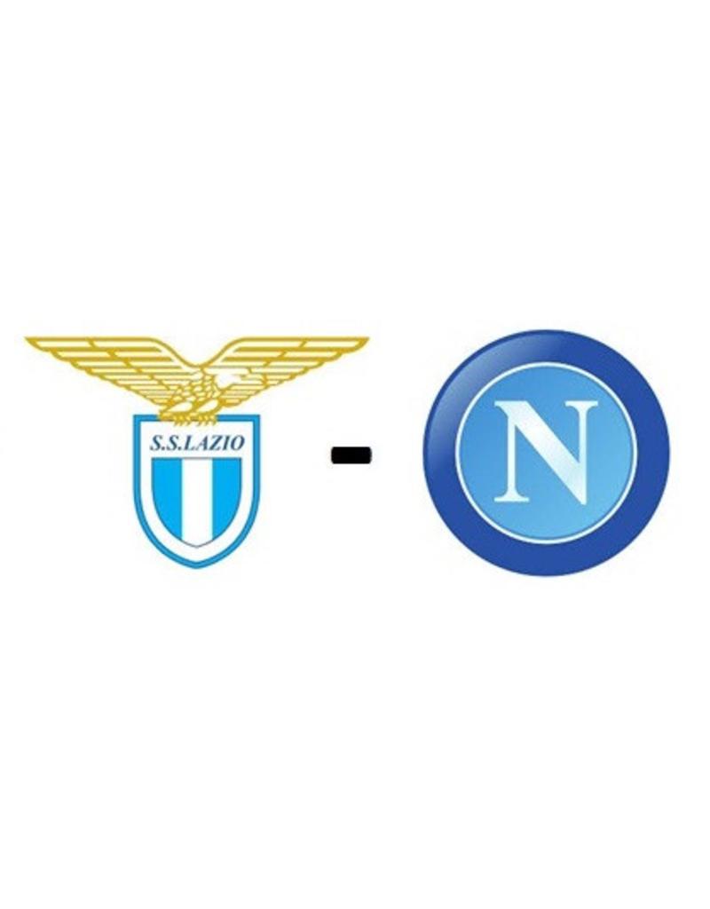Lazio - Napoli 27 februari 2022