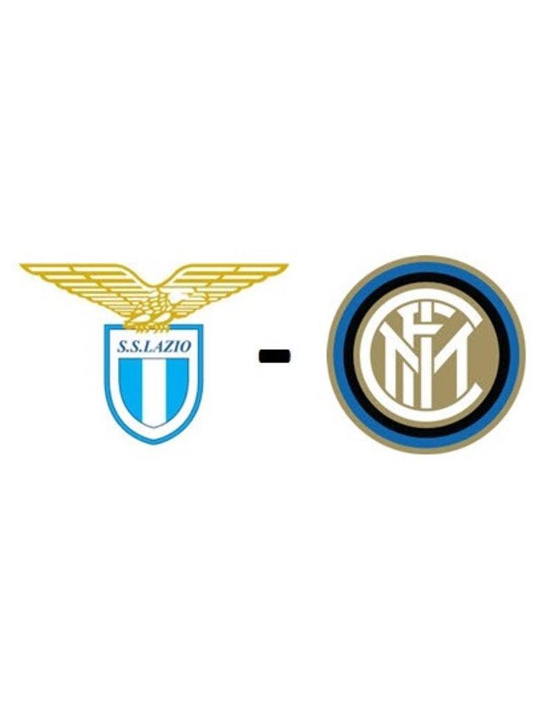 Lazio - Inter 16 oktober 2021