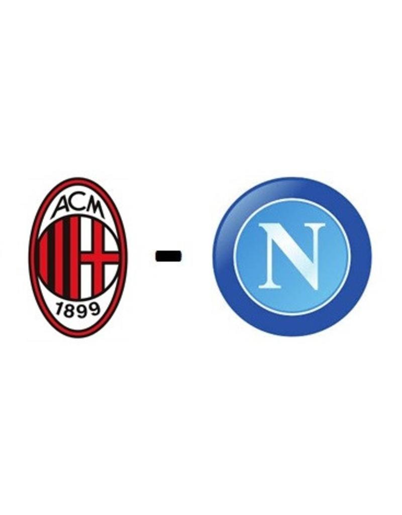 AC Milan - Napoli 19 december 2021