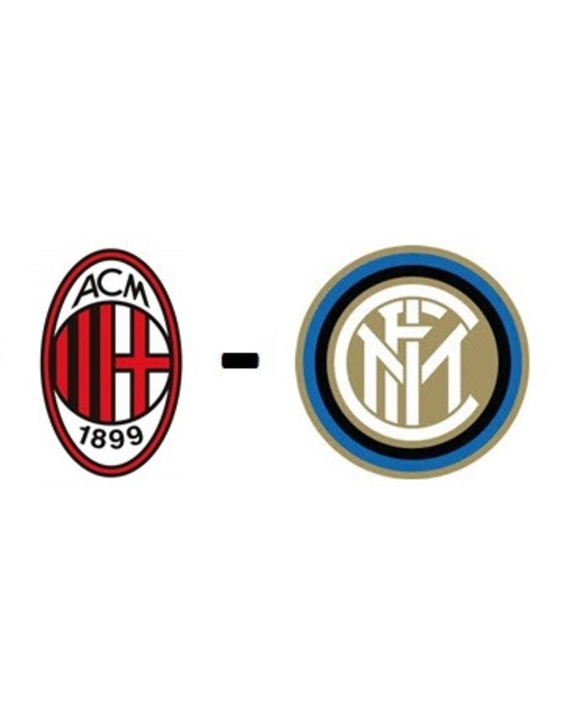 AC Milan - Inter 7 november 2021