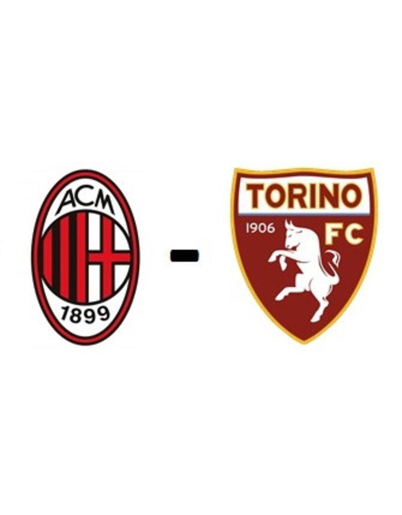AC Milan - Torino 26 oktober 2021
