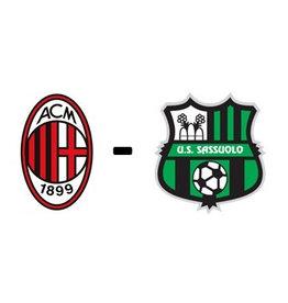 AC Milan - Sassuolo