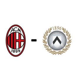 AC Mailand - Udinese