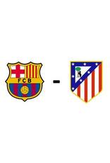 FC Barcelona - Atletico Madrid 6. Februar 2022