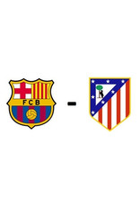 FC Barcelona - Atletico Madrid 6 februari 2022