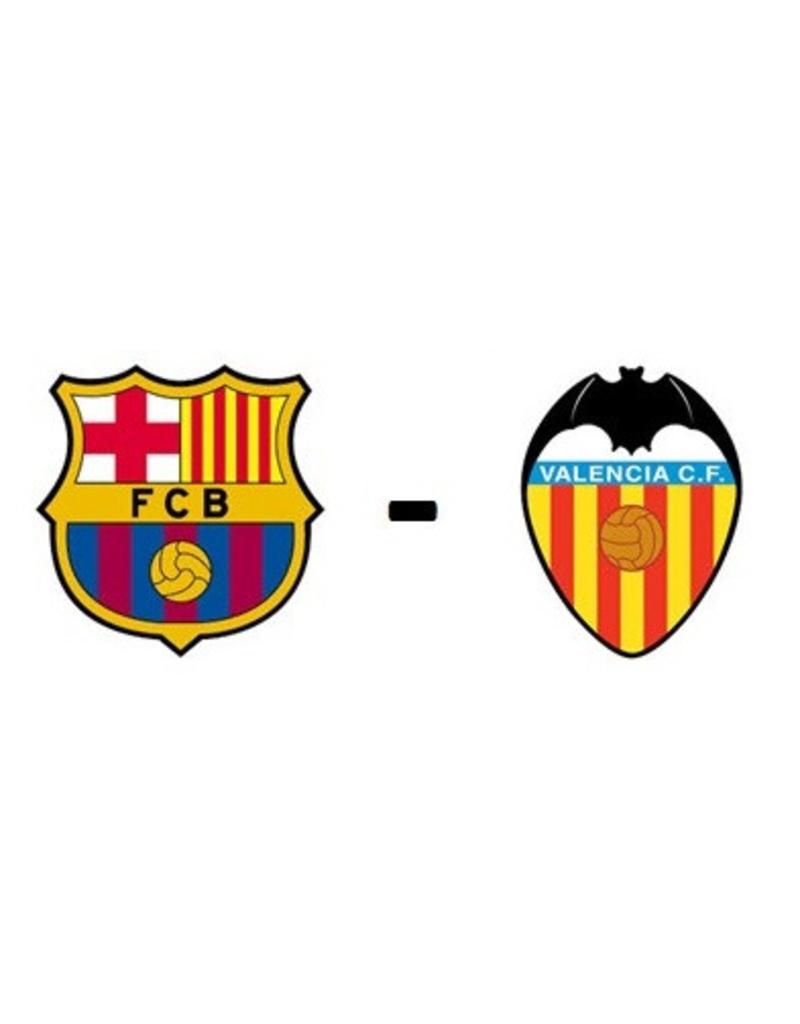FC Barcelona - Valencia 17 oktober 2021
