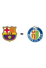 FC Barcelona - Getafe 29. August 2021
