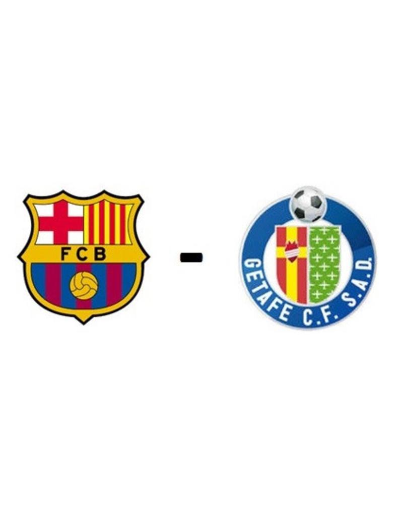 FC Barcelona - Getafe 29 augustus 2021