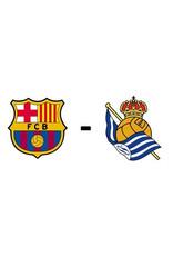 FC Barcelona - Real Sociedad 15 augustus 2021