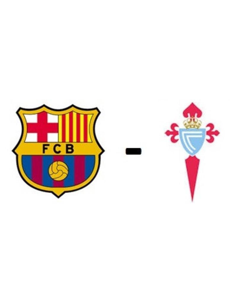 FC Barcelona - Celta de Vigo 11 mei 2022