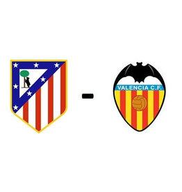 Atletico Madrid - Valencia