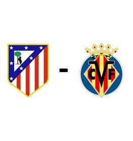 Atletico Madrid - Villarreal