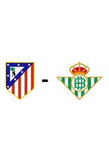 Atletico Madrid - Real Betis 31 oktober 2021