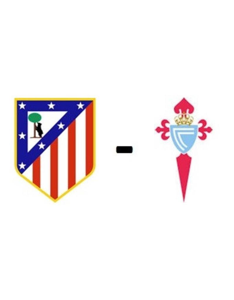 Atletico Madrid - Celta de Vigo 27 februari 2022