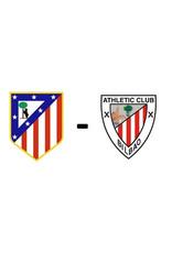 Atletico Madrid - Athletic Club 19 september 2021