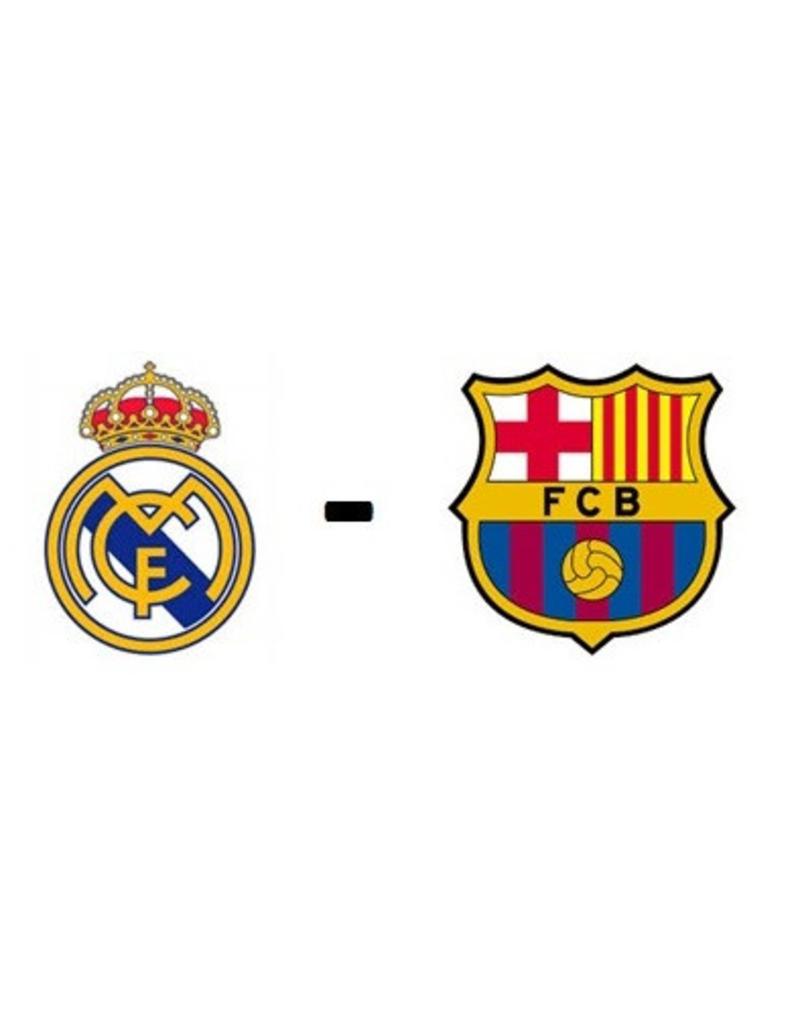 Real Madrid - FC Barcelona 20 maart 2022