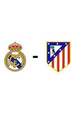 Real Madrid - Atletico Madrid 12 december 2021