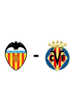 Valencia - Villarreal 31 oktober 2021