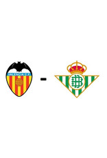 Valencia - Real Betis 11 mei 2022